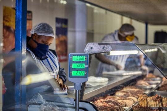 butchery shopkeeper