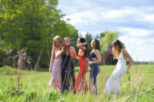 Boston area teens dress up for their prom photos, without the prom to go to amid the coronavirus disease (COVID-19) outbreak in Massachusetts