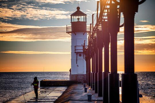 St Joseph Michigan Lighthouse