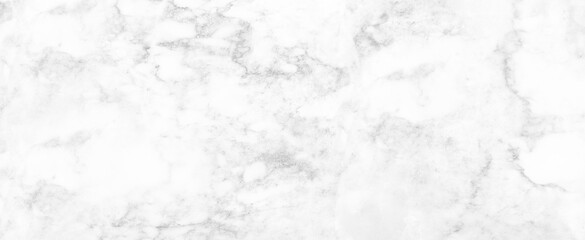 Photo sur Toile Cailloux Marble granite white panorama background wall surface black pattern graphic abstract light elegant gray for do floor ceramic counter texture stone slab smooth tile silver natural.