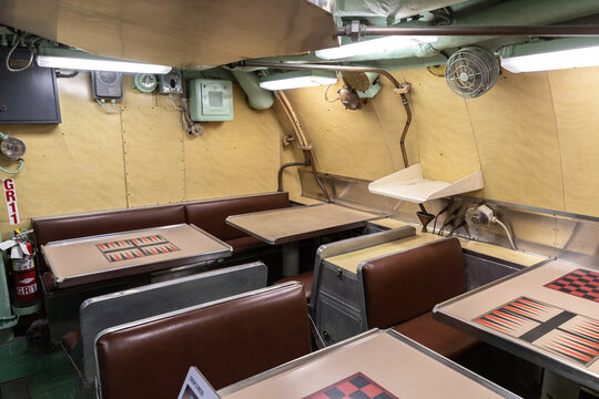 Submarine USS Growler