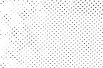 Light halftone dots grunge background