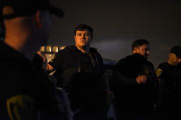Protests against the death in Minneapolis police custody of George Floyd decrease in Houston