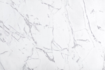 Foto auf Acrylglas Marmor Classic white marble background for your perfect exterior view. High quality texture.