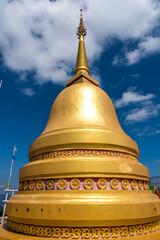 The dome at the Big Buddha at Wat Tham Seua Tiger Cave Temple
