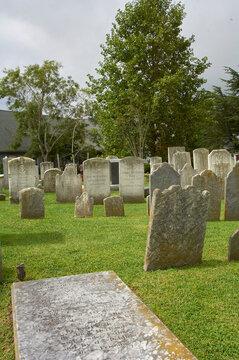 grave yard Lewes, Delaware