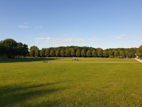 Klenzepark in Ingolstadt