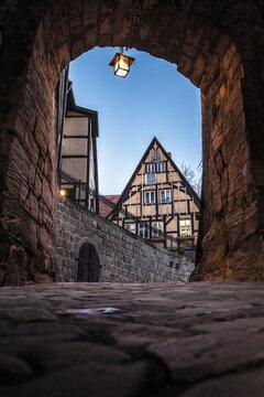 Schloß Quetlinburg