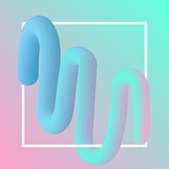 Foto op Plexiglas Retro sign abstract background
