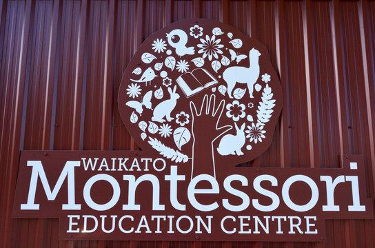Montessori education center
