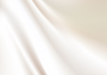 立体的なドレープのイメージ背景素材