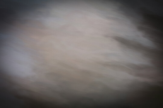 Abstract background grey shades in painting style. Canvas textured.