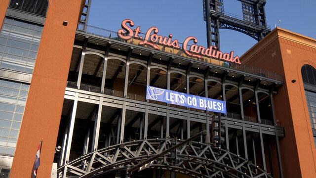 St. Louis Cardinals at Bush stadium - ST. LOUIS, USA - JUNE 19, 2019