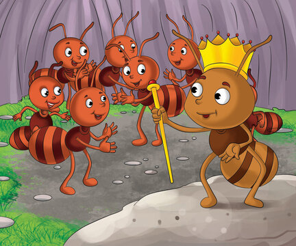 ants of king