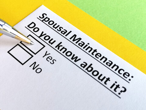 Questionnaire about family law