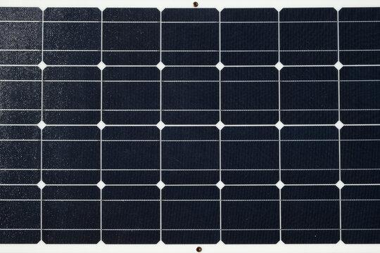 Detail Photovoltaic Solar Panel
