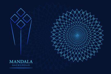 Mandala Background Free Download