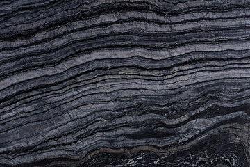 Wall Mural - Black marble background for your perfect new home exterior. High quality texture.