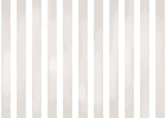 【 A4 / gray / Vertical 】Hand painted watercolor stripes, abstract watercolor background, vector illustration Fotomurales