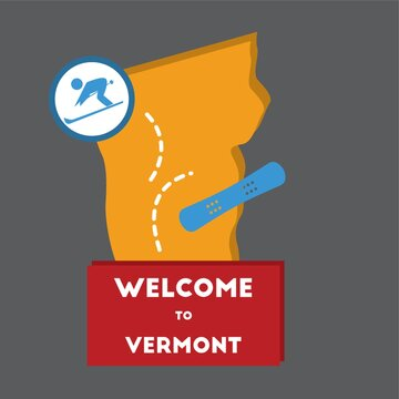welcome to vermont state