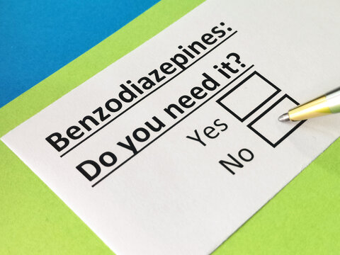 Questionnaire about medication.