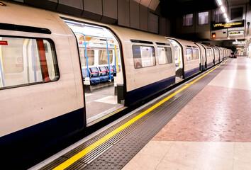 London Underground Travel