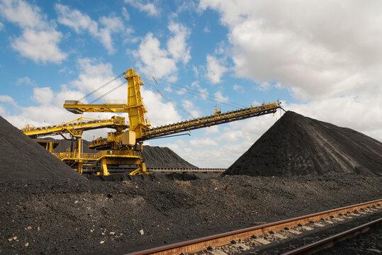 Coal mining machinery 2