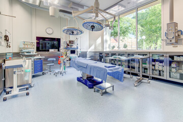 Fototapeta Operating room obraz