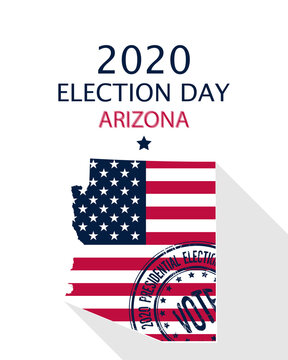 2020 Arizona vote card