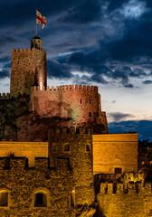 Rabati castle in Akhaltsikhe , Georgia old ruin