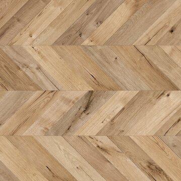 Chevron herringbone oak laminate texture