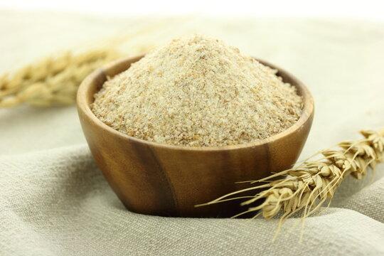 小麦粉 全粒粉