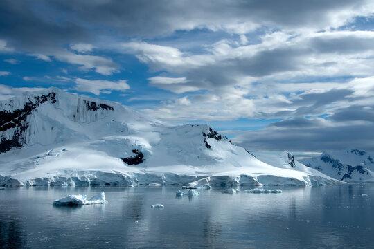 Extreme Terrain of Antarctica