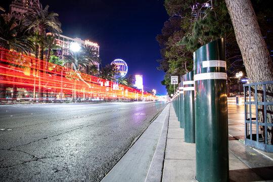 The Street in Las Vegas