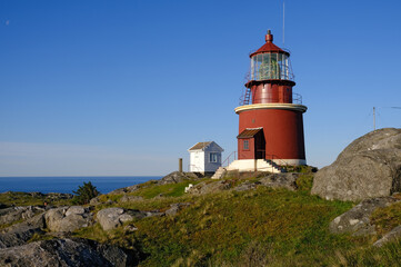 Utsira Lighthouse, Rogaland, Norway