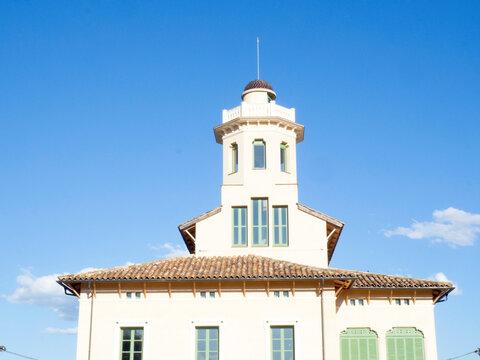 Torre Lluvià, Anella Verda, Manresa, Barcelona