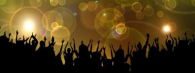 Fototapeta koncert obraz