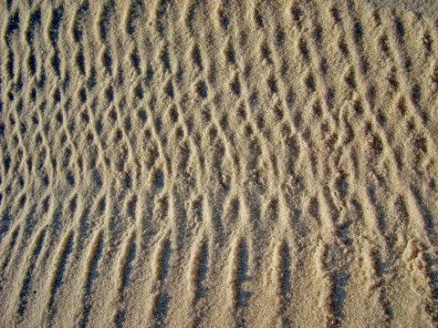 Sand pattern texture background