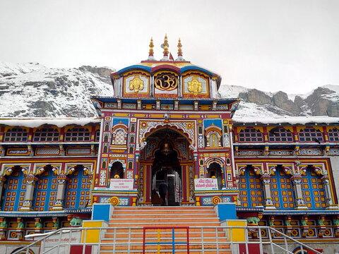 Badrinath Temple (Ancient Lord Vishnu Temple), Uttarakhand India