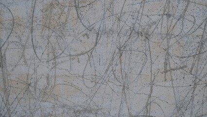Canvas Prints Textures Plastered textured wall surface of a building