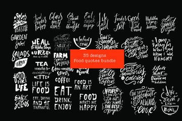 Custom blinds for kitchen with your photo Food makes me happy. My kitchen is for dancing. Life is short, dance in the kitchen. Life is food. Hand lettering illustration for your design. 35 designs