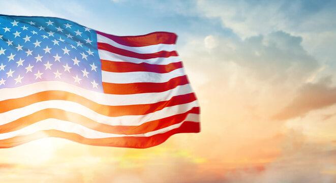 USA celebrate 4th of July.