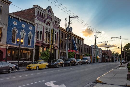 Short Street Lexington