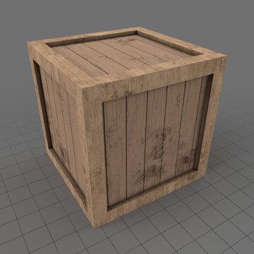 Stock box