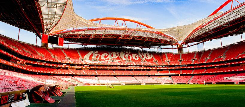 Estadio da Luz (Stadium of Light), home stadium for the S.L. Benfica