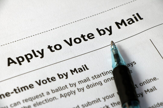 Apply to Vote by Mail text