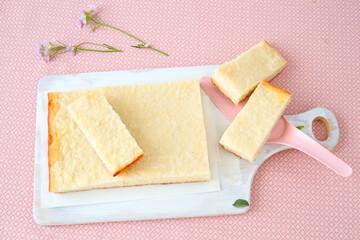 Milchreiskuchen