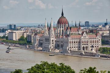 Aluminium Prints Budapest Budapest Cityscape