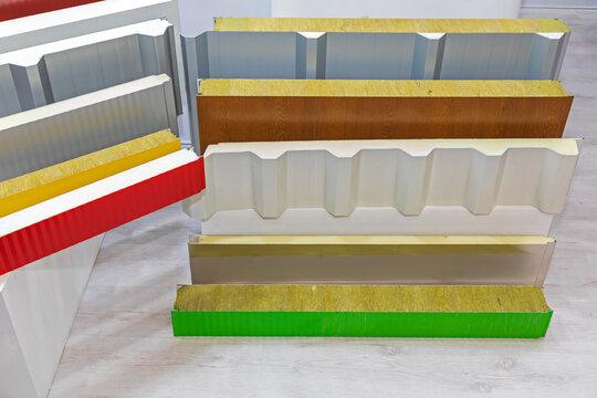 Composite Insulation Panels Construction