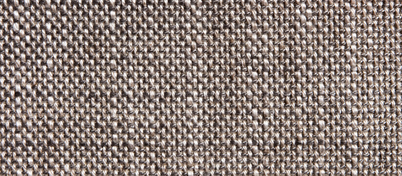 Gray fabric texture for background. Abstract background, empty template.Textile pattern